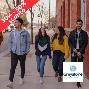Frequenta un corso professionale in Canada con Greystone College