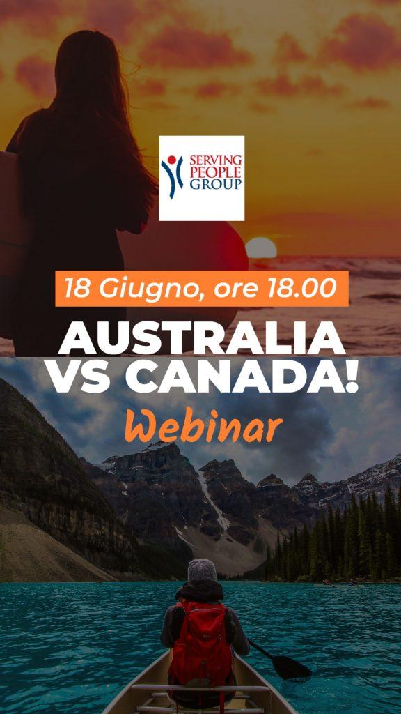 Australia vs Canada Webinar 18jun