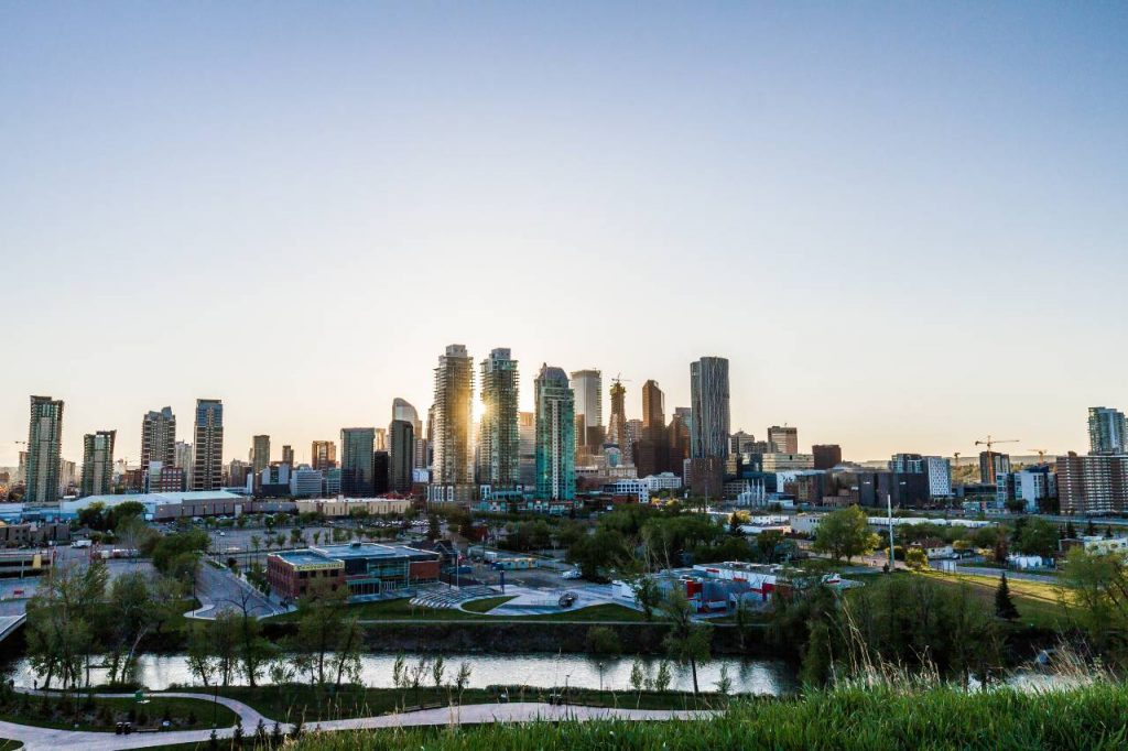Vivere a Calgary